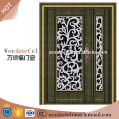 Stainless Steel main gate design Security Door from china market