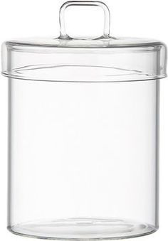 shopstyle.com: Pincher Glass Canister With Lid