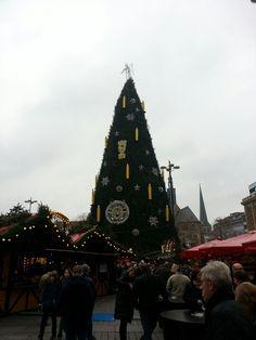 BVB Weihnachtsmarkt Dortmund