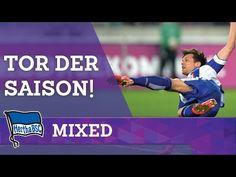 Tor der Saison - Hertha BSC - Bundesliga - Ben-Hatira Schieber Stocker - Berlin 2015 #hahohe - YouTube