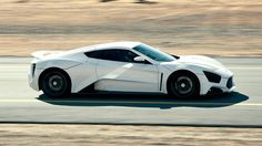 Dubai — The newest hypercar on the planet is the 1,100bhp Zenvo ST1 in Dubai. ♥ REPIN, LIKE, COMMENT & SHARE! ♥