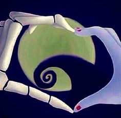 Hand heart by Jack & Sally