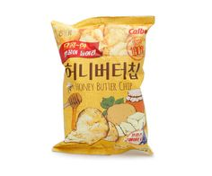 Korean Snack HAITAI HONEY BUTTER CHIP 120g Popular Potato Chip #HAITAI
