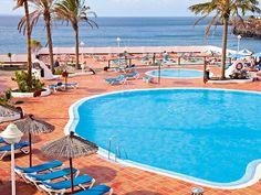 Sandos Papagayo Beach Resort viešbutis (Lansarotė, Kanarų Salos) | NOVATURAS