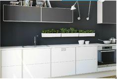 Svane S12 kitchen Double Vanity, Bathtub, Bathroom, Storage, Interior, Inspiration, Furniture, Consoles, Kitchen Ideas