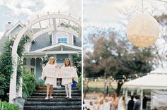 love this backyard wedding done on a $5000 budget