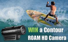 weendy is giving away TWO Contour ROAM HD Cameras!! Find out how to enter here http://on.fb.me/Is0jKF