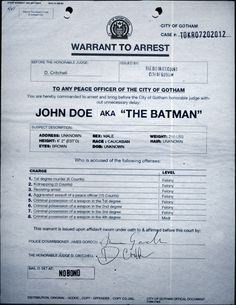 The Dark Knight Rises Viral Campaign #TDKR07202012