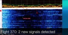 Flight 370: 2 new signals detected Signal reacquired in ocean search