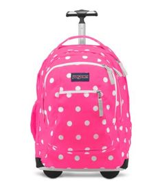 Driver 8 Rolling Backpack | Rolling backpack, JanSport and Backpacks