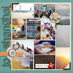 Using my SO April Blog Challenge Template and  Leavin' on a Jet Plane by Laura Banasiak and Jenn Barrette and  Chinese Takeout by mle Card Designs