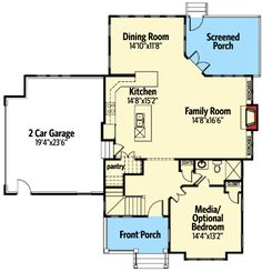 Three or Four Bedrooms - 30070RT | 2nd Floor Master Suite, Bonus Room, Butler Walk-in Pantry, CAD Available, Corner Lot, Media-Game-Home Theater, PDF, Photo Gallery, Traditional | Architectural Designs