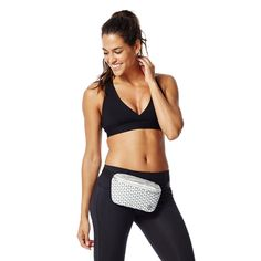 Zumba Fitness Fab-U-Lous Waist Bag Fanny Pack for your Favorite Zumba Workout!