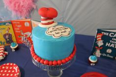 dr seuss baby shower | Dr. Seuss Themed Baby Shower! « Project Nursery