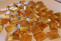 ORGANIC LEMONGRASS Essential Oil Hard Candy by doTdo