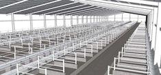 24 Desain Konstruksi Kandang Sapi Sederhana Pilihan | Ndik Home Cow Shed Design, Home Gadgets, Stairs, Home Decor, Dan, Stairway, Decoration Home, Room Decor, Staircases