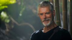 """dreamlogix: """""""" stephen-lang: Stephen Lang as Commander Taylor in """"Terra Nova"""", episode """"Bylaw"""" """" I don't always fight dinosaurs but when I do, I look damn good doing it…Stay Terra Nova my friends """" Had to be reblogged. Still missing this show & sad..."""