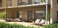 #ethjemfraskanska#petersborgkvartalet#terrasse 3d, Outdoor Decor, Home Decor, Terrace, Modern, Room Decor, Home Interior Design, Home Decoration, Interior Decorating