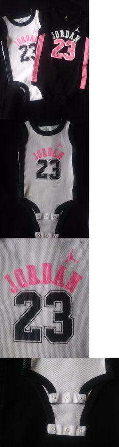 Michael Jordan Baby Clothing: Jordan For Baby Girl - Michael Jordan #23, 2 For The Price Of 1. -> BUY IT NOW ONLY: $2.04 on eBay!