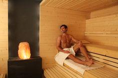 Sauna im Lindner Congress Hotel Düsseldorf