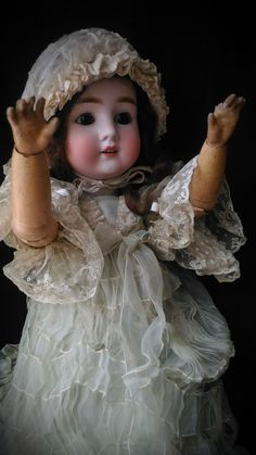 Antica bambola tedesca Antique bisquit doll Simon & Halbig PB 914 8 Germany  | Куклы и мягкие игрушки, Куклы, Антикварные (до 1930 г.) | eBay!