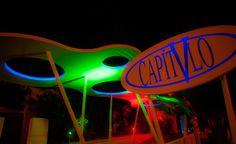 Cobertura  de entrada Bar Capitulo V by #Engiconcept