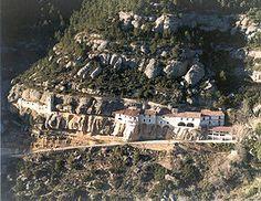 Castellón Zorita del Maestrazgo.Santuario de la Virgen de la Balma