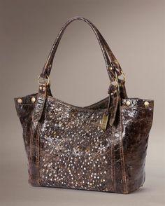 Deborah Shoulder - View All Leather Handbags For Women - The Frye Company