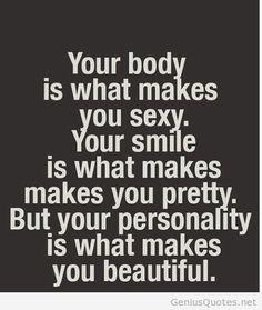 Sexy body quote