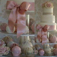 Makiko Searle - temari cakes