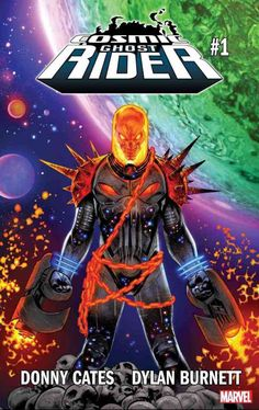 Cosmic Ghost Rider # 1 First Look - The Fanboy SEO