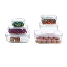 8 Best Stackable Food Jars For The Cupboard Images Jar