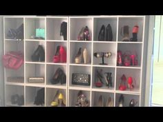 50+ Creative Shoe storage ideas - YouTube