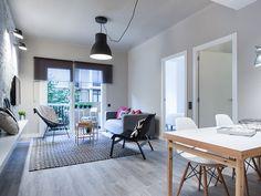 Un piso muy deteriorado y antiguo se ha transformado en un capricho de 70 m², en Barcelona. Su aire urbanita e industrial cautiva. Sus notas de inspiración nórdica terminan por atrapar. El reto era...