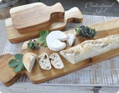 How to make your own wood cutting boards, complements of Centsationalgirl.com | thisoldhouse.com
