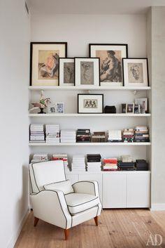 Trouvailles Pinterest: La bibliothèque | Les idées de ma maison Photo…
