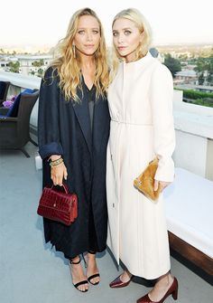 30 Years of Olsen Twins Style: See Their Fashion Evolution via @WhoWhatWear