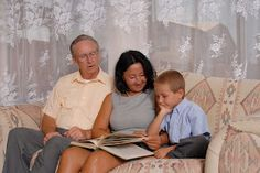 The Power of Reading Aloud to Children