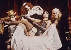 the rocky horror show   my favourite!!!