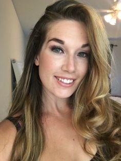 #hair #longhair #balayage #beautycounter #falsies #beautycounterbydaniellevachon #whiteteeth #smile