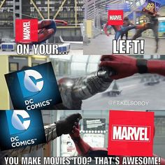 This basically explain the WHOLE scenario - visit to grab an unforgettable cool 3D Super Hero T-Shirt!