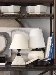 Thomas O'Brien for Visual Comfort lamps