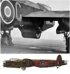 """The """"Upkeep"""" bouncing bomb developed by Barnes Wallis, officially given the designation of Vickers Type 464, weighed about 4.6 tons, which…"""