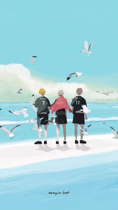 haikyuu boys
