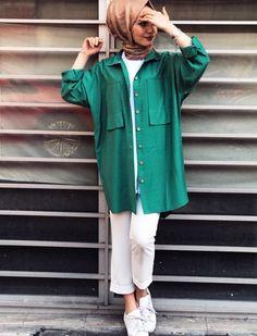 Modern Hijab Fashion, Muslim Women Fashion, Islamic Fashion, Modest Fashion, Hijab Style Dress, Casual Hijab Outfit, Hijab Chic, Frock Fashion, Fashion Outfits