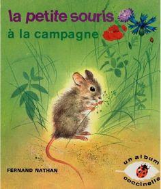Père Castor La petite souris à la campagne 1971