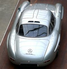 Mercedes 300SL - meravigliosa!