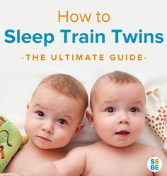 Get the sleep you want! Click here for a step-by-step guide to sleep train #twins http://sleepingshouldbeeasy.com/2014/01/28/sleep-train-twins-guide/