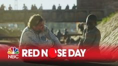 Red Nose Day - Jack Black and Felix (Episode Highlight)  WHY AREN'T WE HELPING TRUE REFUGEES LIKE FELIX?  THE ONES THAT HAVE BEEN FORCED ON US ARE NOT HERE FOR THE RIGHT REASONS.