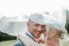 Hochzeitsfotos auf dem hohen Darsberg